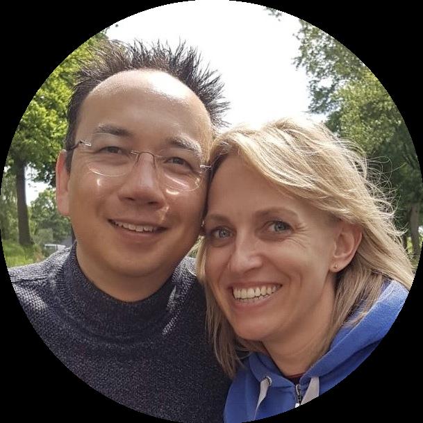 Brenda et Chris Yap